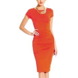 Guess by Marciano bodycon jersey dress